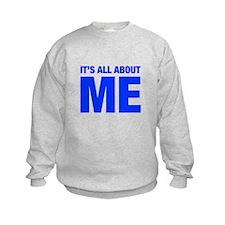 ITS-ME-HEL-BLUE Sweatshirt