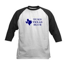 Turn Texas Blue Baseball Jersey