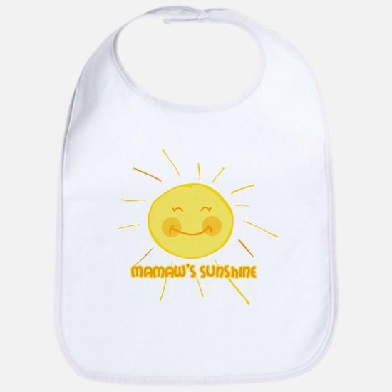Mamaw's Sunshine Bib