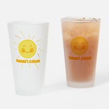Mamaw's Sunshine Drinking Glass