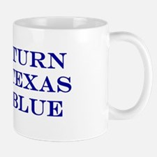 Turn Texas Blue Stkr Mugs