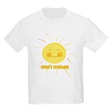 Oma's Sunshine T-Shirt