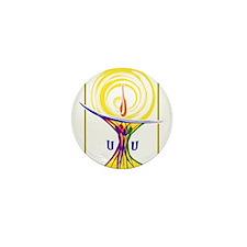 UU Unity Chalice Mini Button (10 pack)