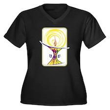 UU Unity Chalice Plus Size T-Shirt