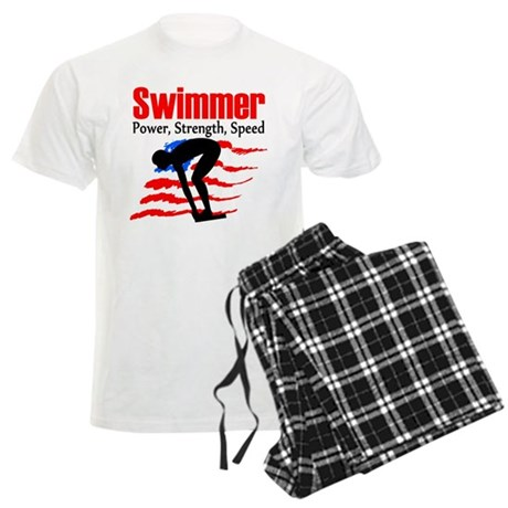 LOVE TO SWIM Men's Light Pajamas