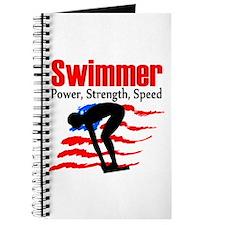 LOVE TO SWIM Journal