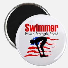 "LOVE TO SWIM 2.25"" Magnet (10 pack)"