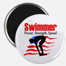 "LOVE TO SWIM 2.25"" Magnet (100 pack)"