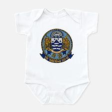 USS YORKTOWN Infant Bodysuit