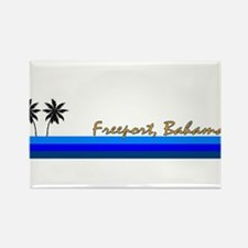 Funny Paradise cove Rectangle Magnet