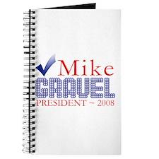 Obama for Pres. Journal
