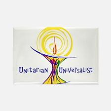 UU Unity Chalice Magnets