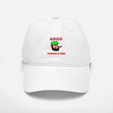 ADIOS FIDEL Baseball Baseball Cap
