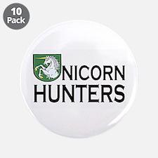 "Unicorn Hunters 3.5"" Button (10 pack)"