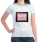 Donna Martin Graduates Hot Chick Ringer T-Shirt