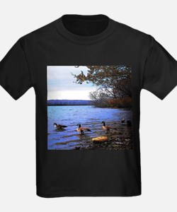Autumn Lake T-Shirt
