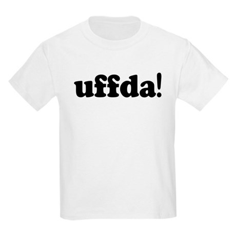 Uffda Kids T-Shirt