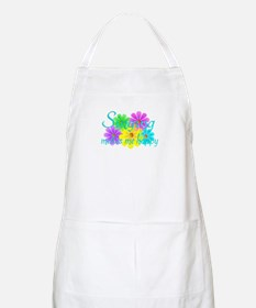 Singing Happiness Apron