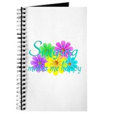 Singing Happiness Journal