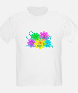 Singing Happiness T-Shirt