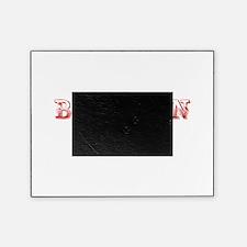 BRANSON-BOUND-MAX-DARK-RED Picture Frame