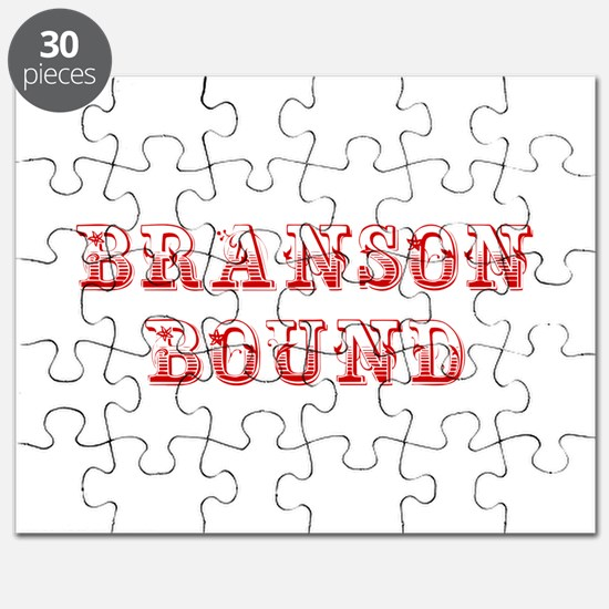BRANSON-BOUND-MAX-DARK-RED Puzzle