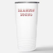 BRANSON-BOUND-MAX-DARK-RED Travel Mug