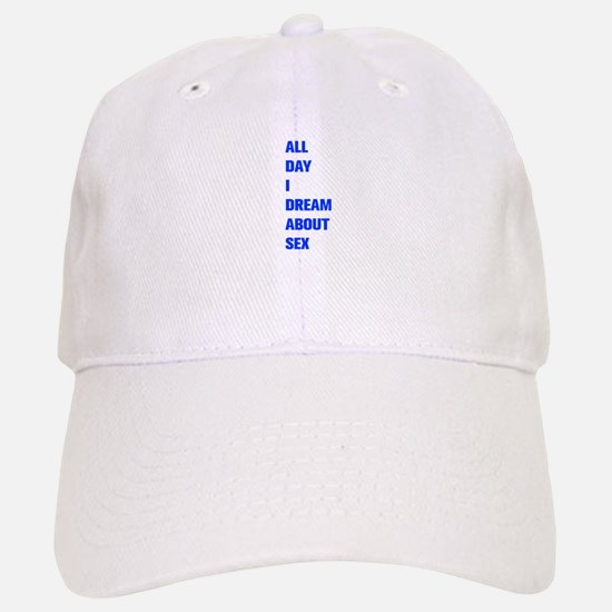 ALL-DAY-AKZ-BLUE Baseball Baseball Baseball Cap
