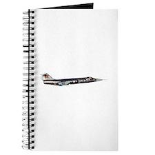 F-104 Starfighter Aircraft Journal