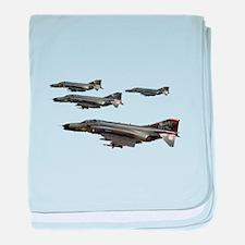 F-4 Phantom II baby blanket