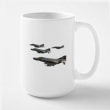 F-4 Phantom II Large Mug