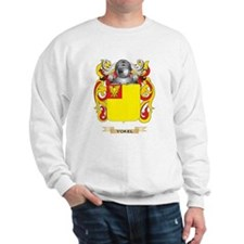 Yokel Family Crest (Coat of Arms) Sweatshirt