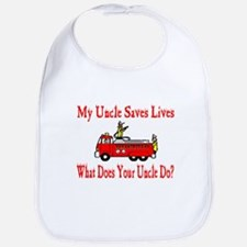 Firefighter Saves Lives-Uncle Bib