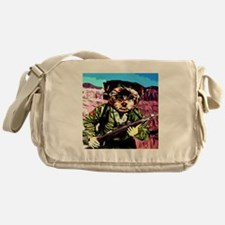 Puppy's War Messenger Bag