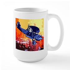 Fighter Meow Mugs