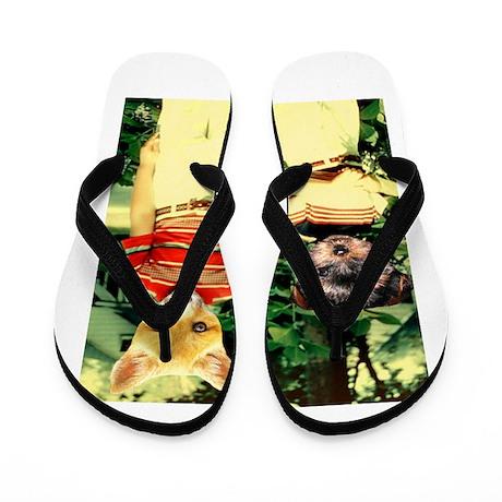 Good friends Flip Flops