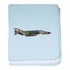 F-4 Phantom II Aircraft baby blanket