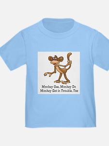 Monkey See... T