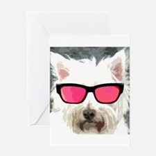 Roger The Dog Greeting Cards