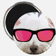 Roger The Dog Magnets