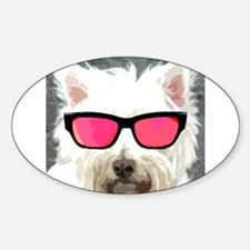 Roger The Dog Decal