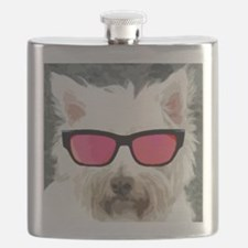 Roger The Dog Flask