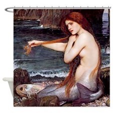 Mermaid - Shower Curtain