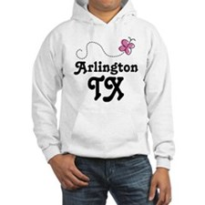 Arlington Texas Hoodie