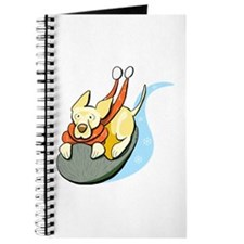 Yellow Lab Sled Journal