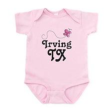 Irving Texas Infant Bodysuit