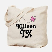 Killeen Texas Tote Bag