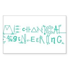 Mechanical Engineering Decal