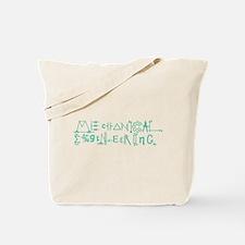 Mechanical Engineering Tote Bag