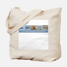 Assateague Island Waterfowl Tote Bag